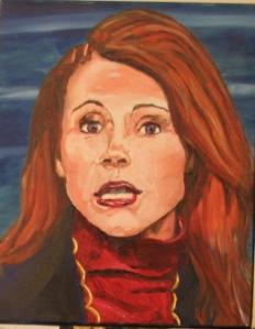 Portrait of Amber Philpot